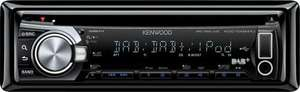 Kenwood KDC-DAB41U DAB/USB/CD Receiver Was £359 now £89 At Halfords