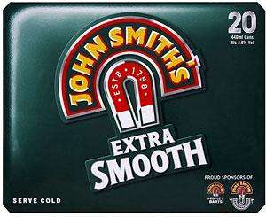 John Smiths Extra Smooth 20x440ml £11@ Morrisons