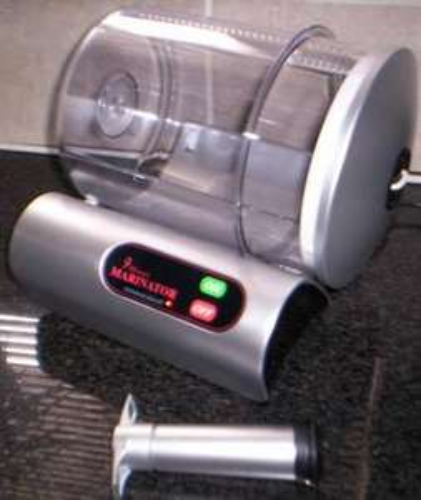 Electric 9-Minute Marinator Machine at Poundstretcher £9.99