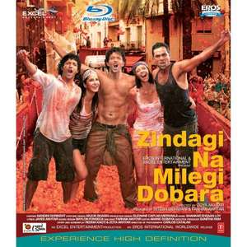 Zindagi Na Milegi Dobara - Blu-Ray at Amazon for ONLY £4.50 BARGAIN