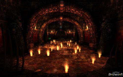 Dark Salvation Free Full PC Game (Single-player FPS)
