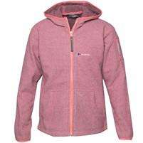 ONLY 11-12 LEFT! Berghaus Girls Hooded Fleece Jacket Pink £14.95 @ M&M - Girls aged 9-10 & 11-12 available.