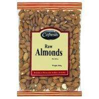 Cofresh Raw Almonds 700g £2.00 @ Asda instore
