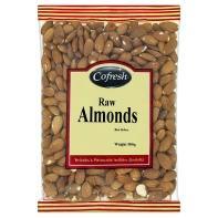Cofresh Raw Almonds 700g £2.00 @ Asda instore