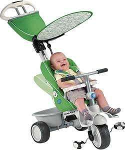 SMART TRIKE RECLINER STROLLER £63.98 DELIVERED @ Argos Ebay Outlet