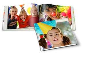 FREE 10 x 6 Photobook from Bonus print, Just pay £3 delivery