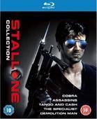 Sylvester Stallone Collection 5xBlu ray  £7.99 @ sainsburys entertainment