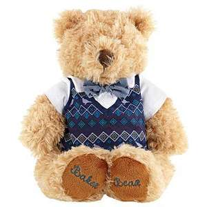 Ted Baker Ricky Teddy Bear was £20 now £10.80 delivered @ Debenhams