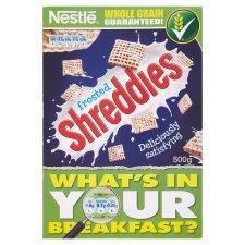 Better then Half Price Frosted Shreddies and Bitesize Shredded Wheat for £1 @ Tesco