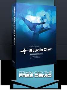 "PreSonus: Studio One 2 Free, :-P ""basic music production"". PC/Mac"