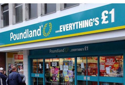 White Wave dental care - 75 waxed floss picks @ Poundland £1