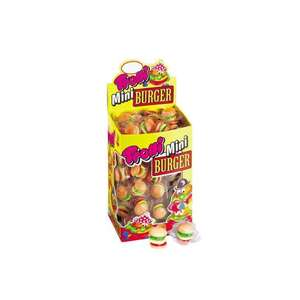 Trolli Mini Burgers 80 x 10 g (Pack of 2) £10.66 Delivered @Amazon