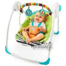 Bright Starts Fun on Safari Portable Baby Swing @ £38 Asda RRP £55 Baby & Toddler Event