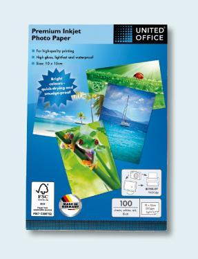 Photo Size Premium Inkjet Photo Paper £3.99 @ Lidl