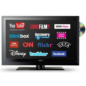 Cello C32100FIPTV 32 Inch Smart LED TV with built-in DVD player £249.98@directttvs