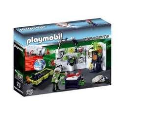 Playmobil 4880 Robo Gang Lab £11.85 Free P&P @ Amazon