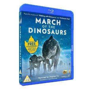 March Of The Dinosaurs (Blu-ray) @ Play for £3.89