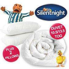 Silentnight Duvet and 2 pillows. £19.99 @  Ebay uk-bedding