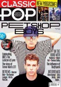 Classic Pop Magazine 3 months subscription for £4.99