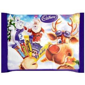 cadburys 'large' selection box £4.25 for 6 @amazon