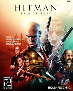 Hitman HD Trilogy [Xbox 360/PS3] - £19.85 @ Shopto