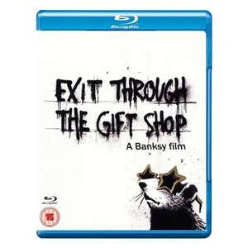 Exit Through The Gift Shop: A Banksy Film (Blu-ray) £3.49 @ Play.Com