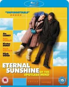Eternal Sunshine Of The Spotless Mind Blu-Ray £4.99 Delivered @ Sainsburys