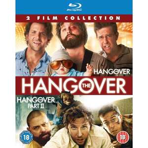 The Hangover / The Hangover Part 2 (2 Discs) - Blu Ray @ Play - £8.49