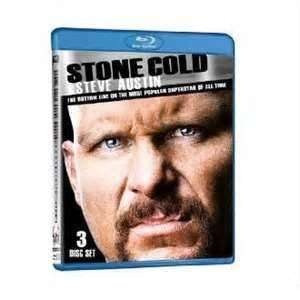 Steve Austin:The Most Popular Superstar Of All Time Blu-ray (3 Discs) £9.99 @ Silvervision