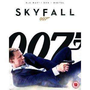 """Pre-Order """"Skyfall"""" or """"Taken 2"""" Blu Rays from Tesco Entertainment and Get 250 Bonus CC Points Each - Buy Both and Get Extra £ 5 Off"""
