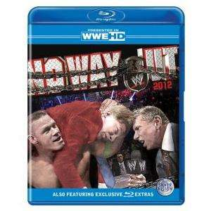 No Way Out 2012 Blu-ray £6.99 @ Silvervision