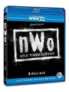 nWo: The Revolution Blu-ray (2 Discs) £9.99 @ Silvervision