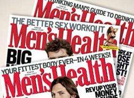 12-Month Subscription to Men's Health Magazine £19!
