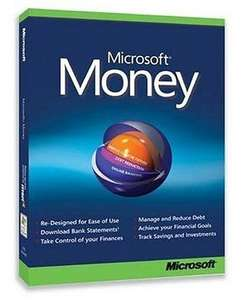 Free Microsoft Money finance software (Save yourself £40+)