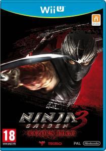 Ninja Gaiden 3  Wii U £31.46 @ Zavvi