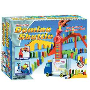 Domino Shuttle @ Smyths Toys - 2 for £15 price £12.99 each