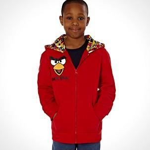 Angry birds hoodie £11.20 @ Debenhams