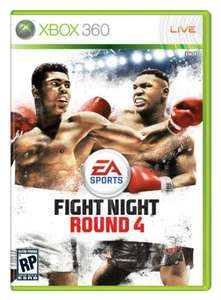 Fight Night Round 4 (XBox 360) - £5 @ Sainsburys Entertainment