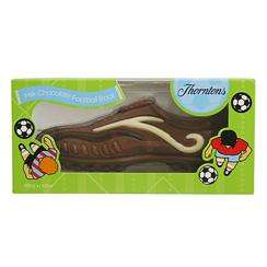 Thorntons Chocolate Football Boot 180g reduced to £1.49 with free delivery at Superdrug (was £3.99)