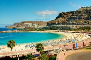 Flights from London to Gran Canaria for only £75 - round trip incl. taxes with Norwegian (May/June)