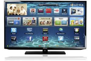 Samsung UE40EH5300 40 Inch LED Smart TV + Samsung BD-E5300 Blu-Ray Player.  £499 @costco
