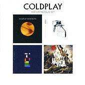 Coldplay Catalogue Box Set (4CD) in Tesco (in store and online) £11.00 Free delivery (+ 100 extra clubcard points)