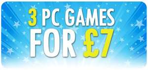 3 PC Games For £7 @ 365Games Super saver free delivery (physical not download)