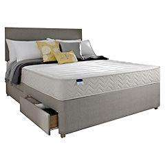 Silentnight Miracoil Memory double divan bed with mattress - £279.40 (Was £998) @ Sainsburys