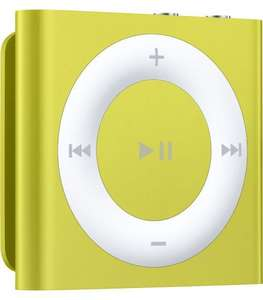 iPod Shuffle Yellow - 2GB now £29.00 del to store @ Asda (green now also reduced)
