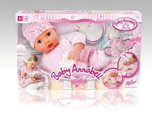 Baby Annabell Doll 46cm £25.00 FREE Click and Collect delivery @ ASDA