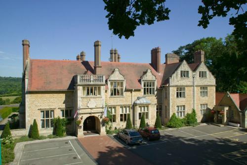 Rutland Spa Break for 2 - £49 @ Wowcher barnsdalehotel.co.uk