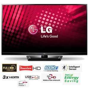 LG 60PA650T 60-inch Full HD 1080p Plasma TV with Freeview HD and 3 HDMI Ports £769 @ Tribal UK via Amazon