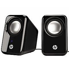 Hewlett-Packard Multimedia Speakers WAS £19.99 NOW £5.99 @ Sainsbury's in store