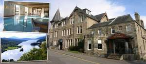 Save £145 on an overnight stay for 2 in scotland plus dinner @ 5pm.co.uk - Scotland's Hotel & Spa